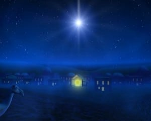 Star of Bethlehem - the birth of Jesus