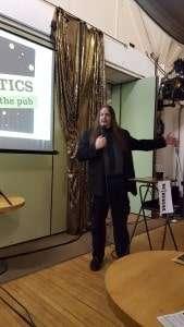 Aron Ra talk