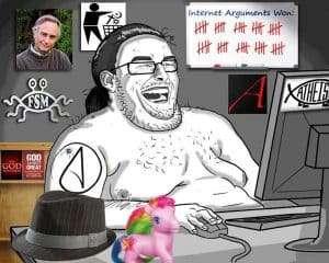 internet atheist