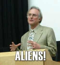 Musinderstanding: richard-dawkins-aliens