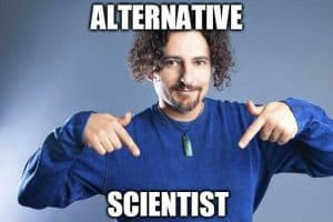 Alternative Scientist David Wolfe Confirmation Bias
